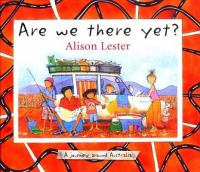 are we there yet book