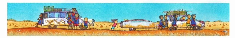 Original illustration by Alison Lester.