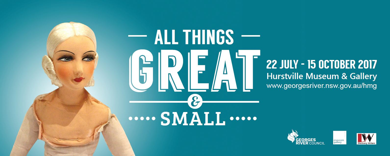 All things great and small exhibition